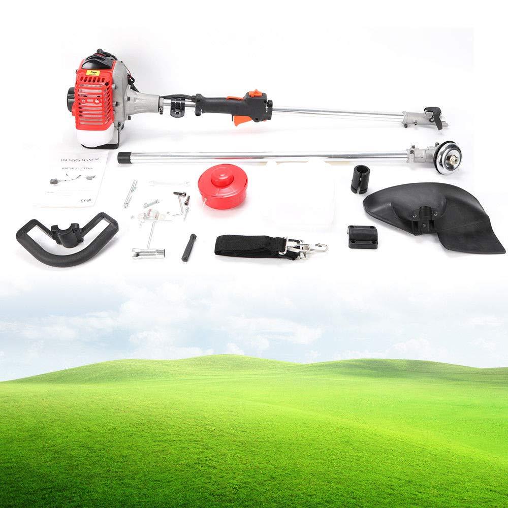 Hans May 26 cc 2 de gasolina de hierba recortador de jardín ...