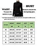 UDIY Long Sleeve Zip Active Sports Jacket Top