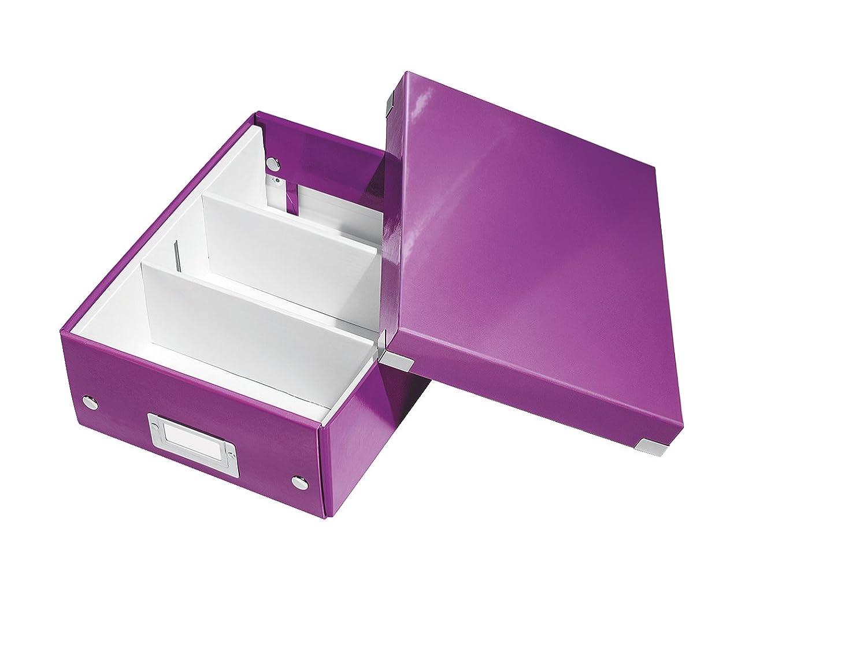 55022016 Capacit/à 30 fogli Include punti Gamma WOW Leitz Cucitrice Giallo Design ergonomico in metallo
