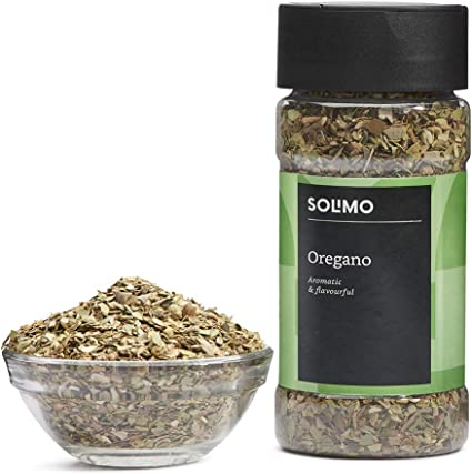 Amazon Brand - Solimo Oregano, 25g