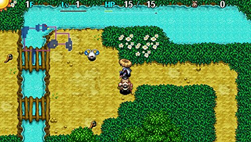 Shiren The Wanderer: The Tower of Fortune and the Dice of Fate - PlayStation Vita by Aksys (Image #12)