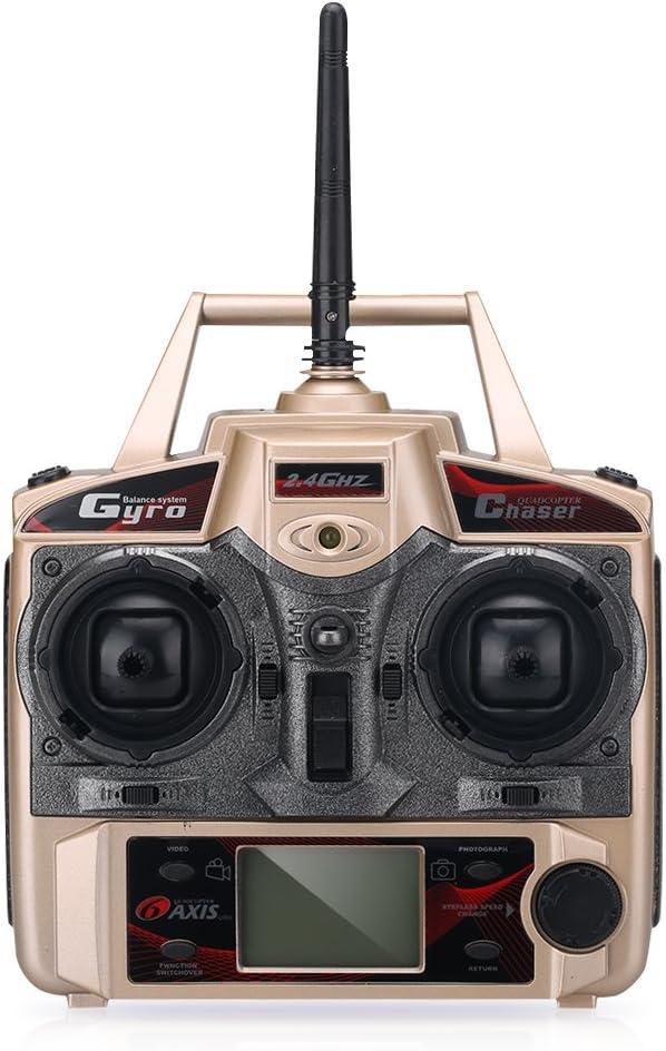 JJRC H12C - RTF Drone Cuadricóptero con HD cámara (2.0MP 1080P ...