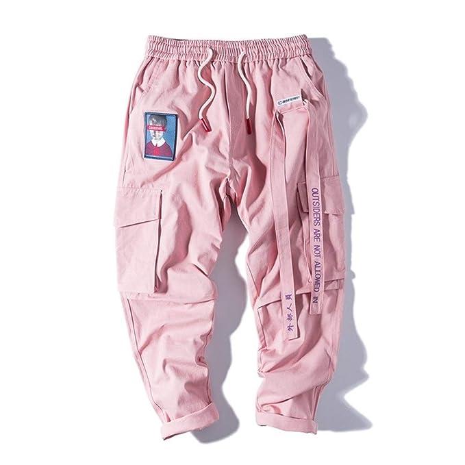 Pantalones para hombre Aelfric Hip Hop Pantalones de chándal ...