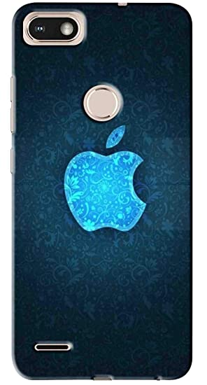 Amazon com: FCS Printed Soft Silicon Back Cover for Tecno Camon i