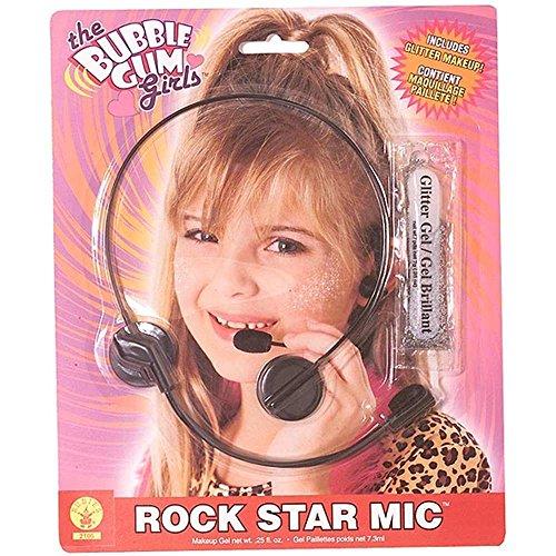[Rock Star Head set by Rubie's] (Kids Rock Star Costumes)