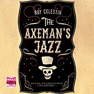 The Axeman's Jazz Audiobook
