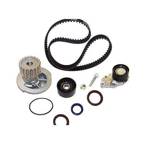 DNJ Kit de Correa de distribución con bomba de agua tbk325wp para 04 – 08 gm