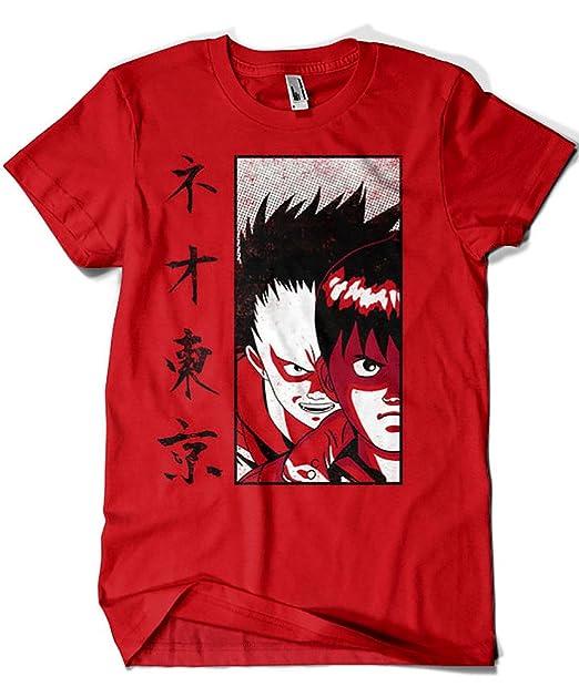 Camisetas La Colmena 4557-Camiseta Premium, Neo Tokyo (Ddjvigo)