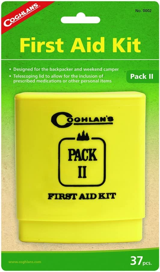 Coghlan's Pack First Aid Kit