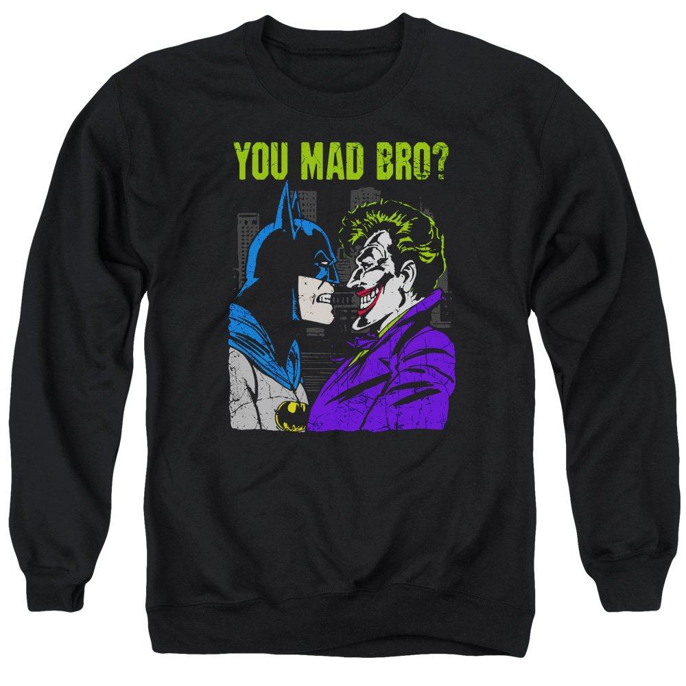 Mens Mad Bro Sweater Dc