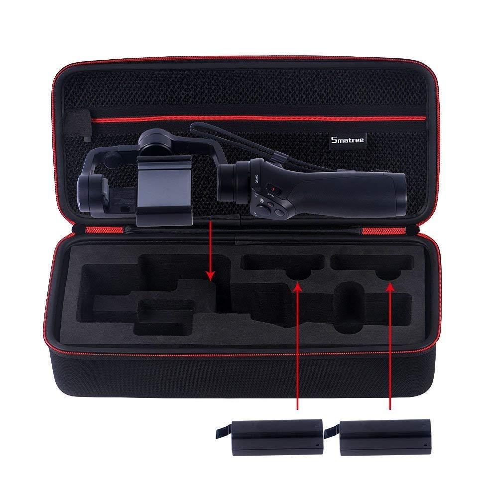 461951a958d1 Smatree D300-3  Étui de transport pour DJI Osmo Mobile Avec insert de  mousse ...