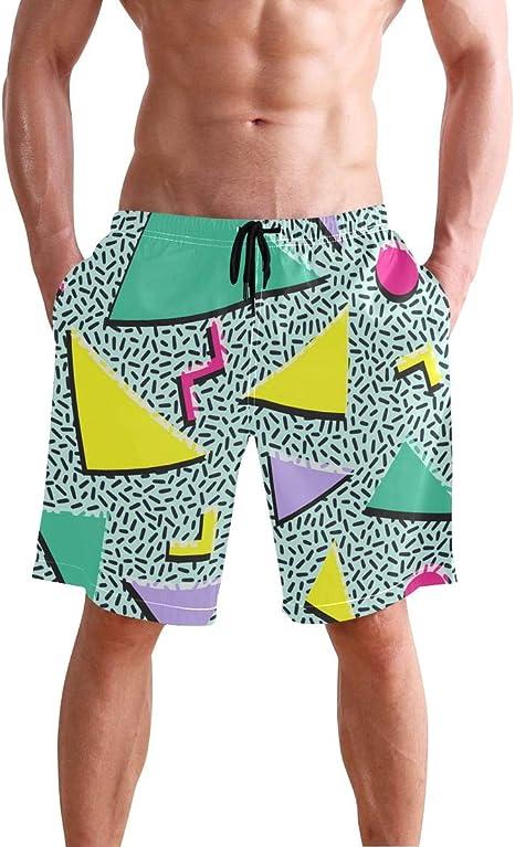 Reality And Ideals Air Gu Itar Mens Swim Trunks Board Shorts