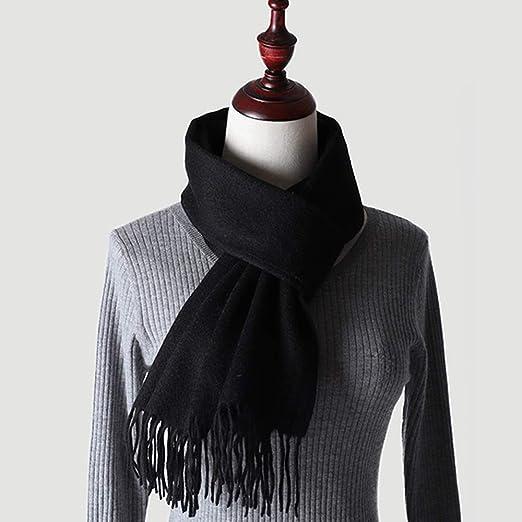 KJHKT Manta Moda Mujer 100% algodón de la Manera Bufandas Unisex ...