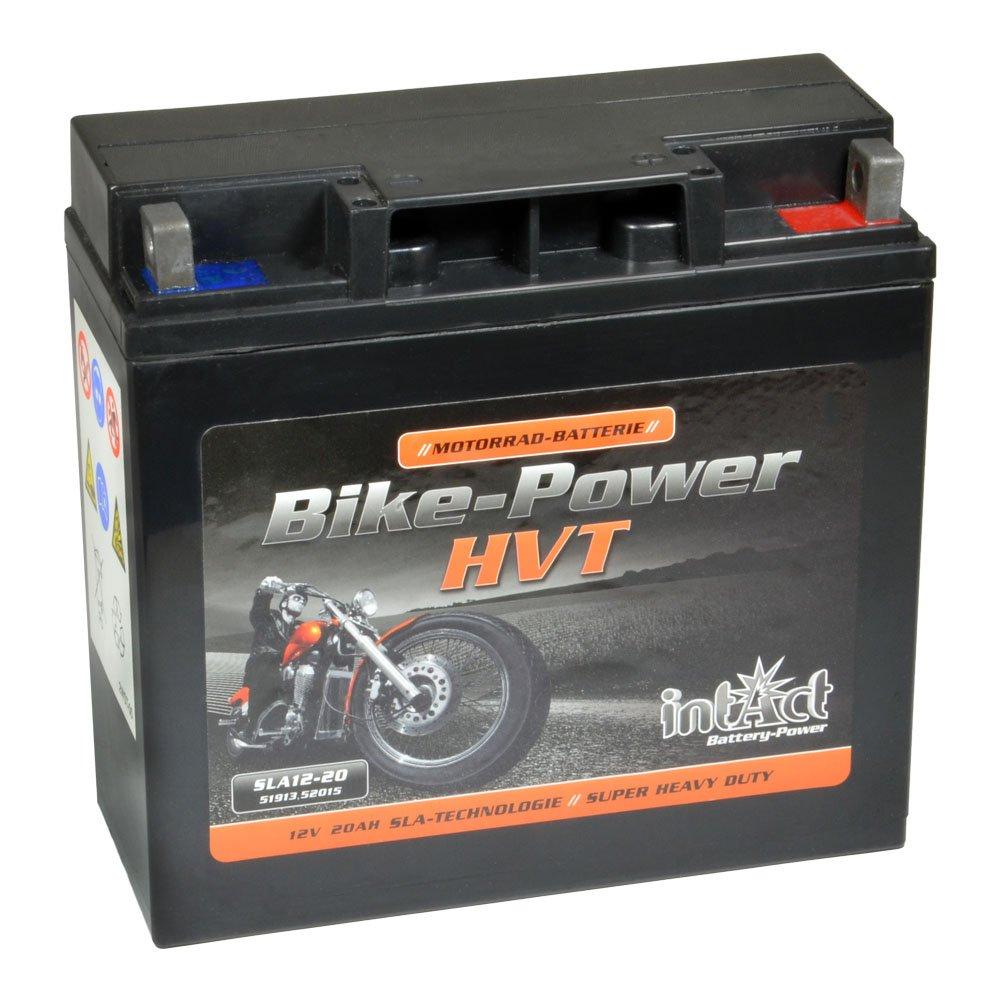 INTACT Bike Power Batterie HVT 51913/52015, gefü llt und geladen (Stü ck)