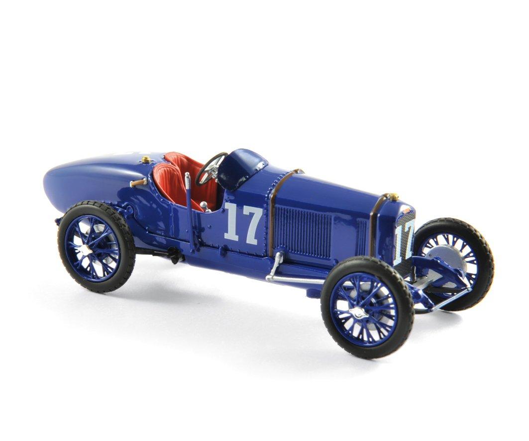 Norev ndash; 479972 ndash; Peugeot 3L Indianapolis Indianapolis Indianapolis ndash; 1920 ndash; Escala 1/43 ndash; Azul/Rojo cf69ea