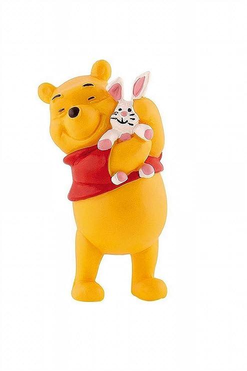 677bb913c58 Bullyland 12328 - Walt Disney Winnie Pooh - Pooh con Coniglio ...
