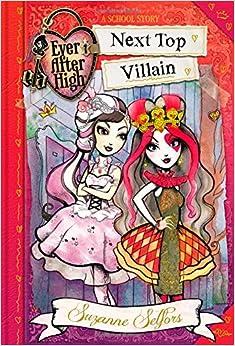 Ever after high book next top villain
