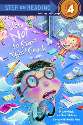 How Not to Start Third Grade (Step into Reading) - Books For 2nd Grade Readers