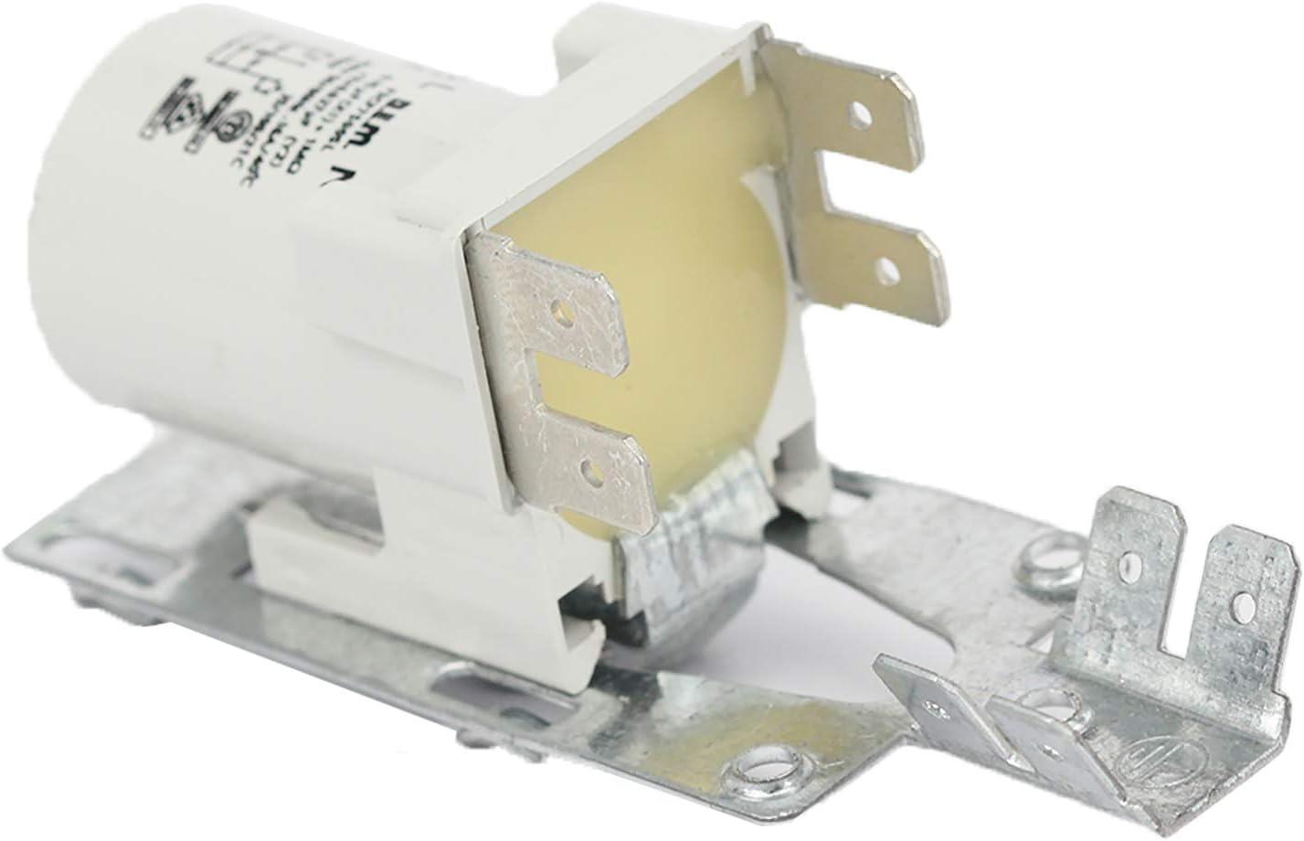 Spares2go supresor de interferencias filtro para Beko lavavajillas Fitment List D