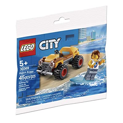LEGO 30369 Beach Buggy (45 Pcs): Toys & Games