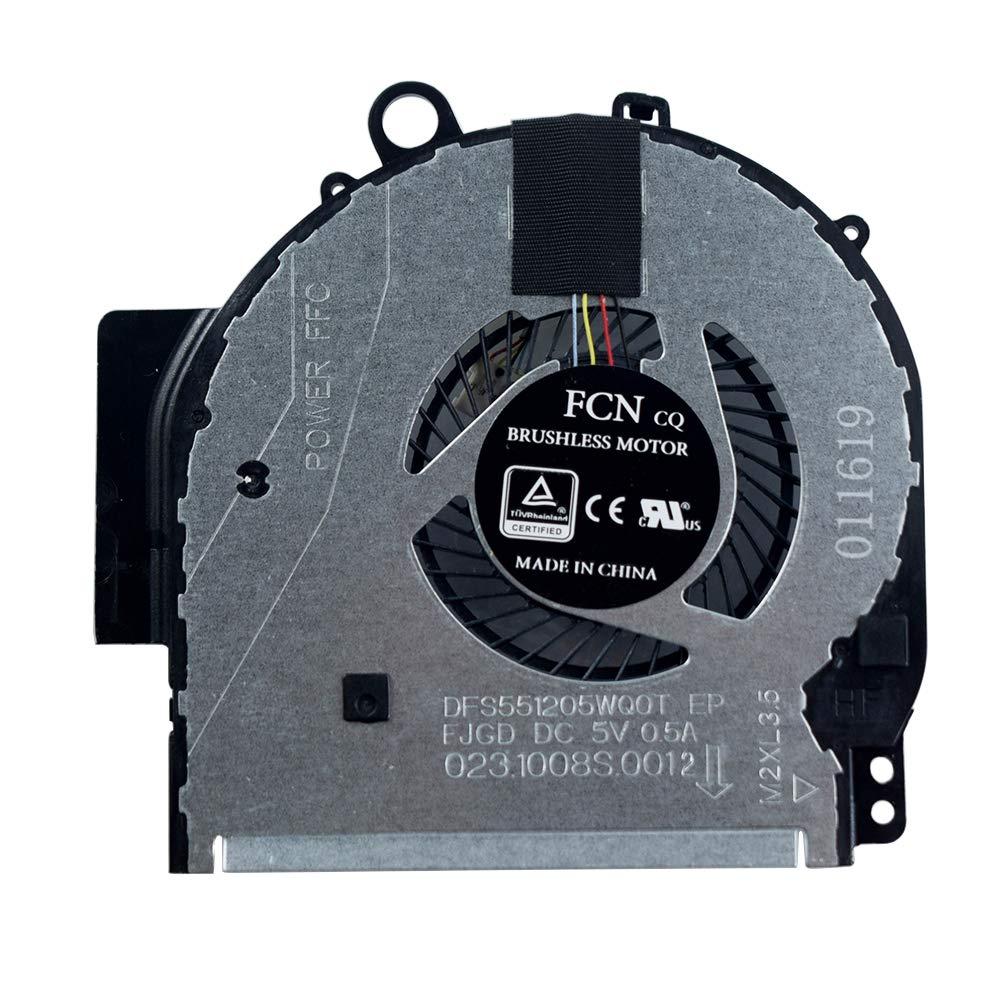 Ventilador CPU HP Pavilion 14-BA 14T-BA 14M-BA 14-BA010CA 14M-BA