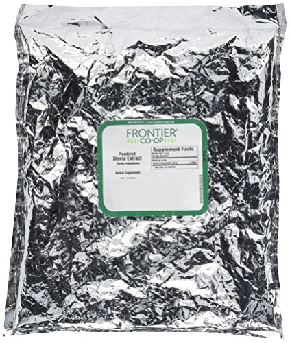 - Frontier Natural Products Stevia Extract Powdered -- 4 oz