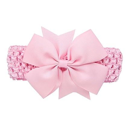 Diademas Bebé , ❤️Amlaiworld Diademas para niñas Accesorios para el cabello bowknot para niñas infantil