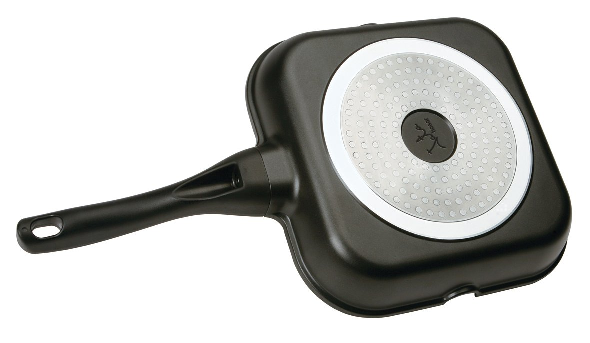 Jata Hogar GFE28N - Grill ecológica para inducción