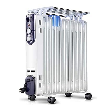 Calentador YNN Aceite llenó el radiador Contador de Tiempo El Aceite del hogar eléctrico Ahorro de