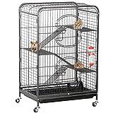 Yaheetech 37'' Metal Ferret Cage Indoor Small...