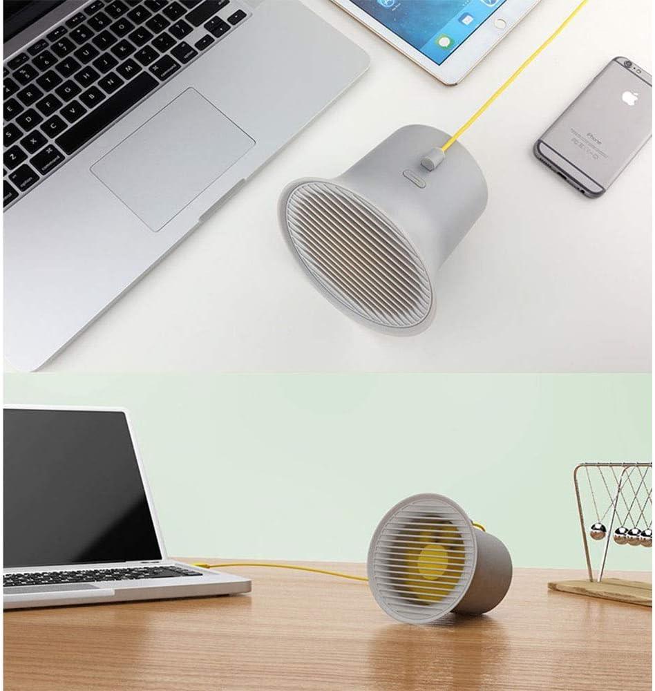 Color : Pink Fan Portable Mini Fan, USB Electric Deskt Table Air Cooling Fan ,with Seven-Vane Use for Home//Office Mini Portable Cooling Fan