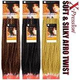Sensationnel Synthetic Hair Braids Soft & Silky Afro Twist Braids (M27/2)