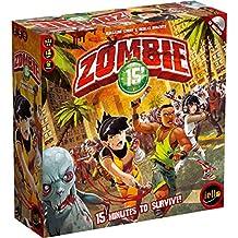 iEllo Zombie 15 Minutes to Survive Board Game