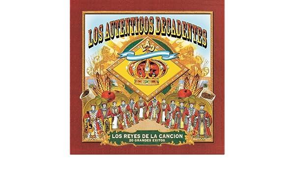 La Marca De La Gorra (Remasterized 2001) by Los Auténticos Decadentes on Amazon Music - Amazon.com