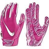 NIKE Adult Vapor Jet 5.0 Breast Cancer Awareness Receiver Gloves 2018 (Pink, X-Large)