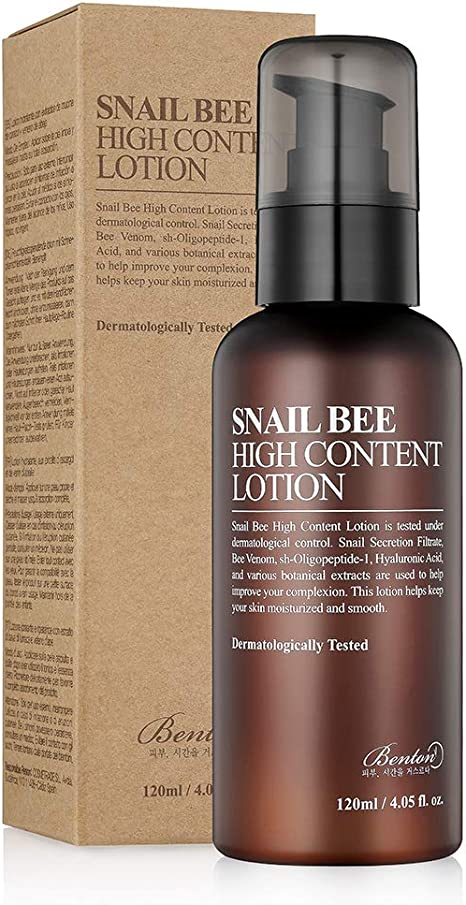 Image result for benton snail bee high content lotion