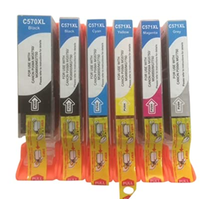 Cambio vago Cartuchos de impresora compatible para Canon ...
