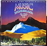 Mike Oldfield Music Wonderland vinyl record