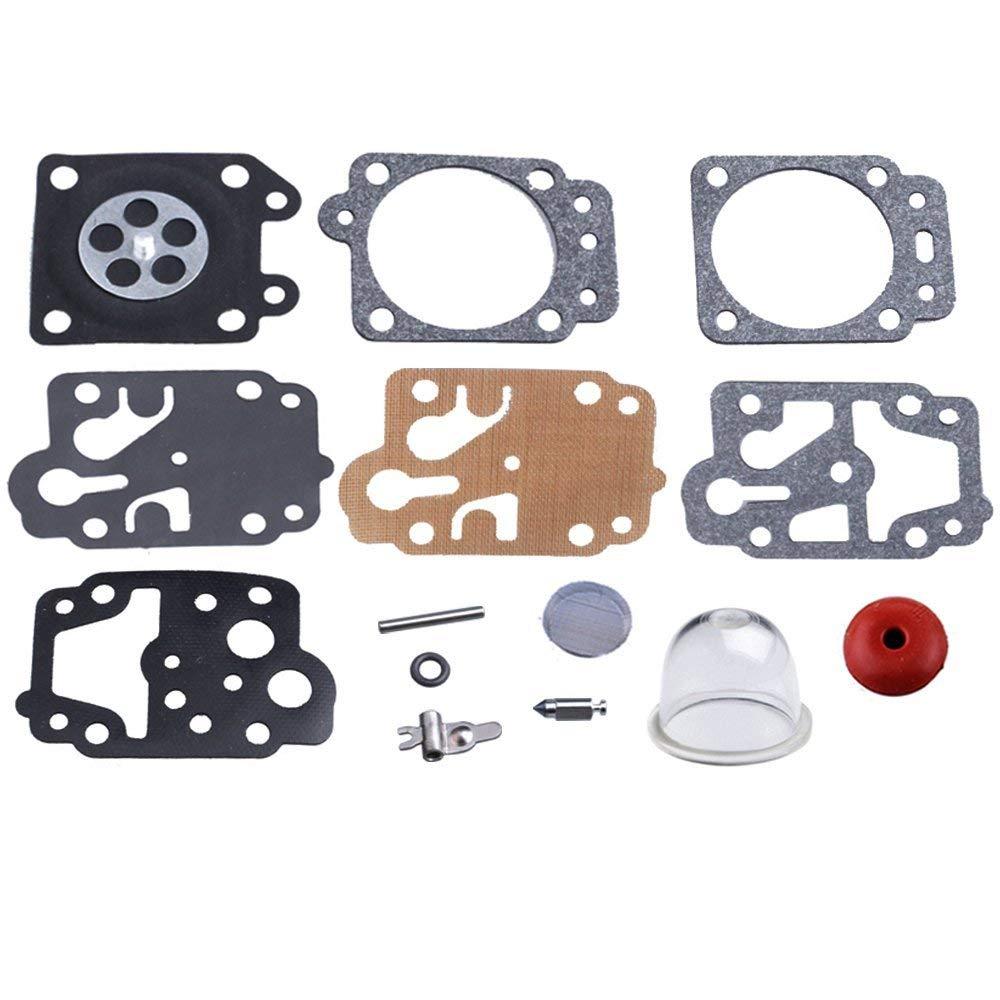 DierCosy Tools Kit De Reparación Carburador con Bombeador para ...