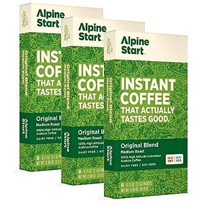 Alpine Start Instant Coffee
