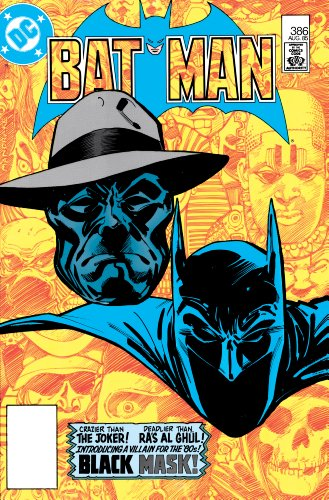 Batman (1994-) #386 (Batman (1994- ))