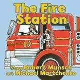 The Fire Station, Robert Munsch, 1554514231
