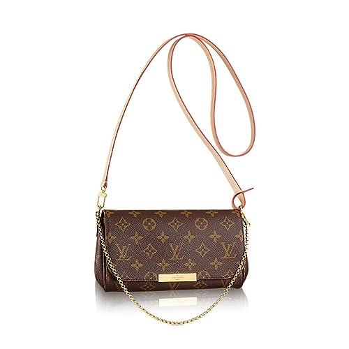 e788b4cb0826 Louis Vuitton Monogram Canvas Favorite PM M40717  Amazon.ca  Shoes    Handbags