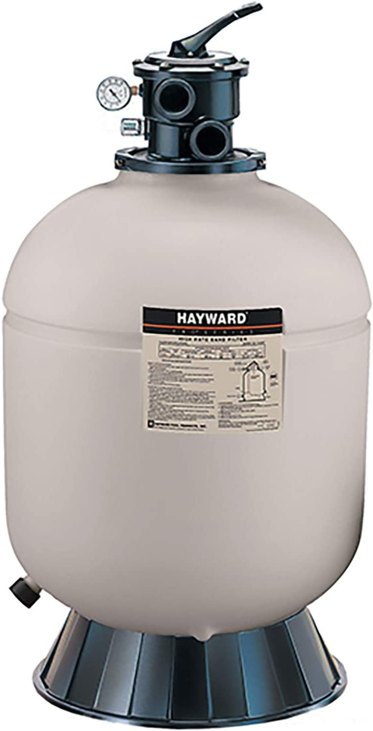 Hayward W3S180T ProSeries Sand Filter, 18-Inch, Top-Mount
