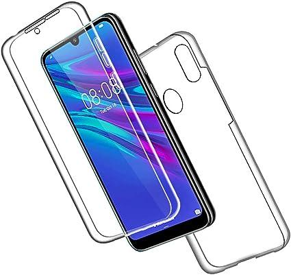 SDTEK Custodia per Huawei Y6s / Y6 (2019) Protezione a 360 ...