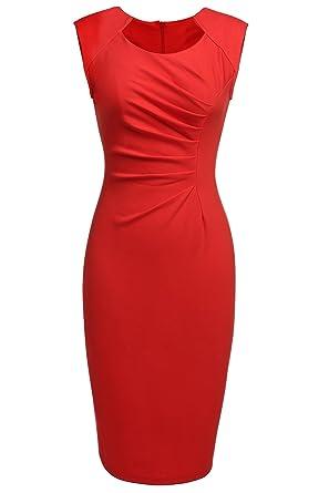 6d30669cf TelDen Dresses for Juniors Dresses Below The Knee for Women with Short  Sleeve Dresses Woman Dresses