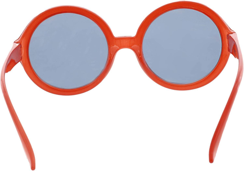 Janie And Jack Circle Sunglasses 4 Up 200411935 Red Round