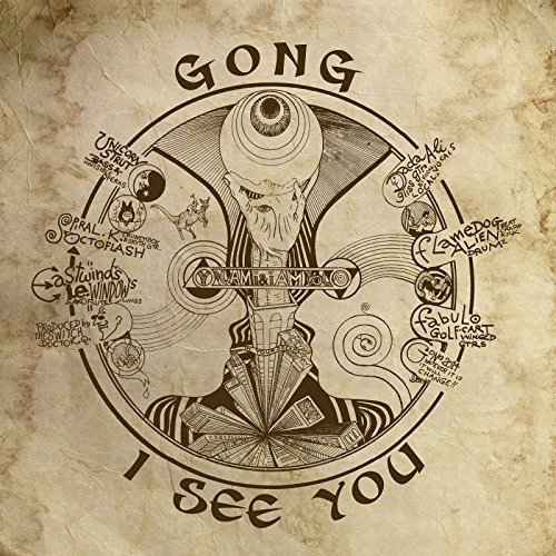 Vinilo : Gong - I See You (2PC)