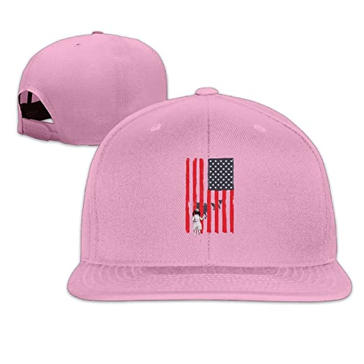 HHNYL Girl and Wolves Snapback Cap Flat Bill Hats Adjustable Plain Blank  Caps for Men  039d324093f2