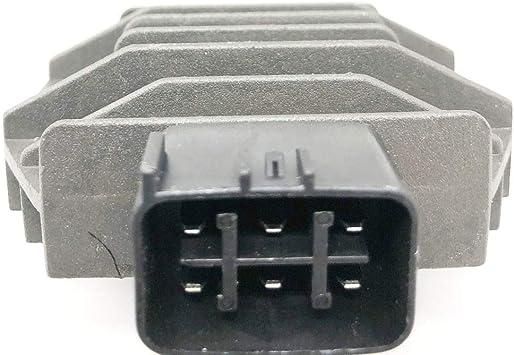 DB Electrical ASU6012 New Voltage Regulator For Ltf500F Lt-F500 Suzuki Quadrunner Atv 1998-2002